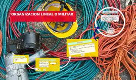 Copy of ORGANIZACION LINEAL O MILITAR