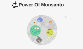 Power Of Monsanto