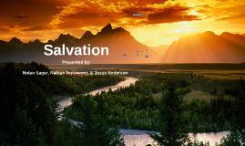 Salvation Assignment
