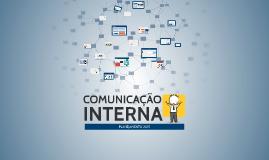 Copy of COMUNICAÇÃO INTERNA