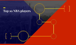 Top 10 NBA players