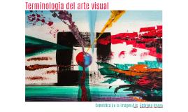Terminología del arte visual