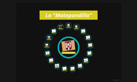 "La ""Matepandilla"""