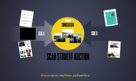 Copy of SCAD STUDENT AUCTION