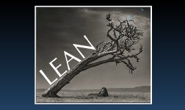 Lean In-Service