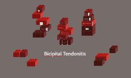 Bicipital Tendonitis