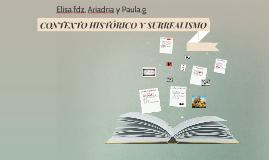 Copy of CONTEXTO HISTORICO Y SURREALISMO