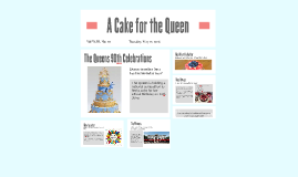 A Cake for the Queen