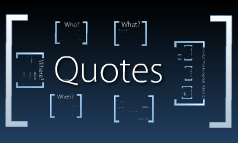 Copy of Incorporating Quotes