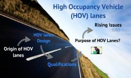 Copy of HOV LANES 2014