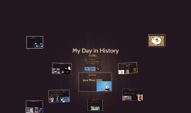My Day in History
