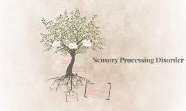 Sensory Proscessing Disorder