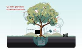 Copy of Las cuatro generaciones de los derechos humanos