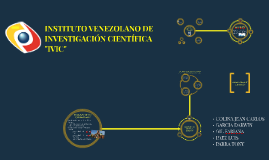 INSTITUTO VENEZOLANO DE INVESTIGACIÓN CIENTÍFICA