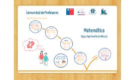 Jornada Inicial Matemática Básica [Comunidades]