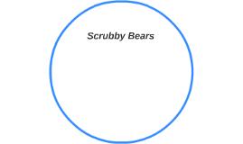 Scrubby Bears