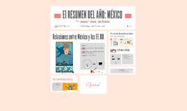 El RESUMEN DEL AÑO: MÉXICO