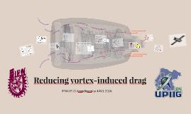 Reducing vortex-induced drag