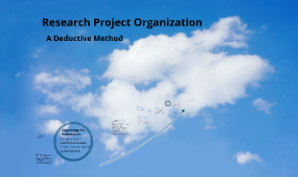 1100 Research Project Organization/Info Check