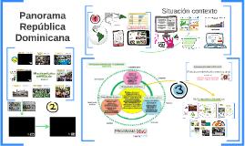 Presentación panorama RD y programa DEyCI
