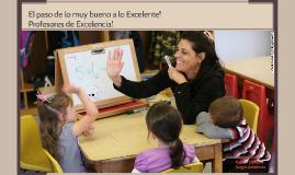 Mejores Profesores, Mejores Aprendizajes