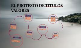 Copy of EL PROTESTO DE TITULOS VALORES
