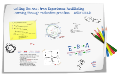 Getting the most form experience: facilitating reflection in WBL