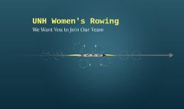 UNH Women's Rowing