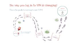 New VPN!