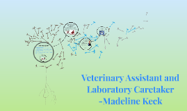 veterinary assistant and laboratory caretaker