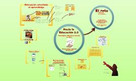 Hacia la Ed 2.0 Estrategias didácticas basadas en TIC - 2012