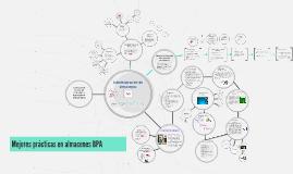 BPA y Almacenes