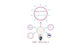 GAE - Module 1