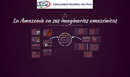 La Amazonía en sus imaginarios amazónicos