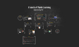 A World of Mobile Learning
