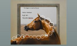 Copy of Copy of 3d horse