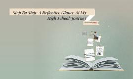Copy of Senior Exit Portfolio: Reflecting on My Time at AHS