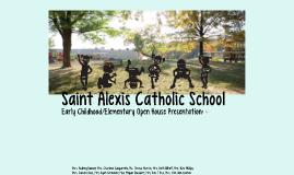 Saint Alexis Catholic School