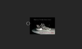 Copy of Male vs. Female: Shoe Game
