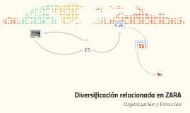 Diversificación relacionada en ZARA