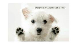 Puppy Preschool Storytime
