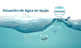 Situación de Agua en Ixcán