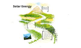 Solar Energy!