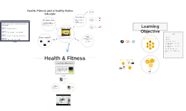 Health, Fitness and a Healthy Active Lifestyle L1