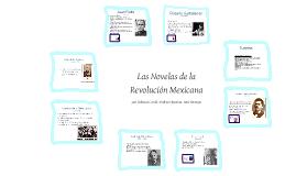 Novelas de la revolucion mexicana