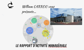 William CARROU vous présente