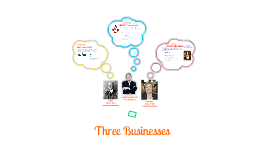 3 Businesses Assignment