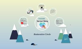 1/2 Period November Restorative Circle