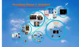 Copy of President Uchtdorf Mangum