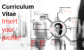 FREE TEMPLATE - Perfect Curriculum Vitae  by Alfonso Portones